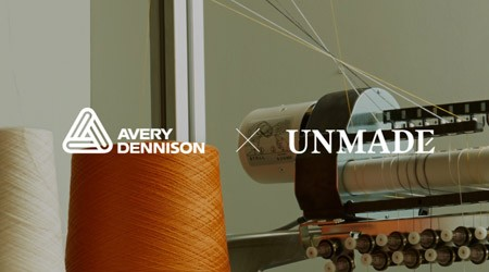 Unmade Announces Partnership with Avery Dennison