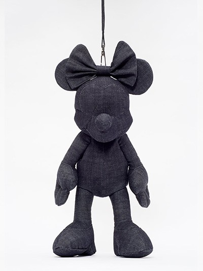 Hanging Minnie Mouse bag