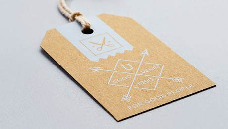 Graphic Ticket and Tags