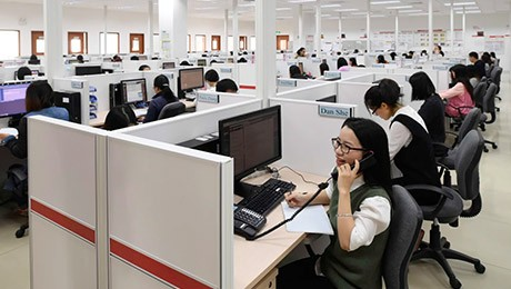 RBIS customer call center