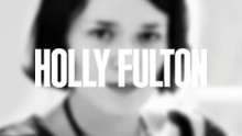 Blurred image of Holly Fulton