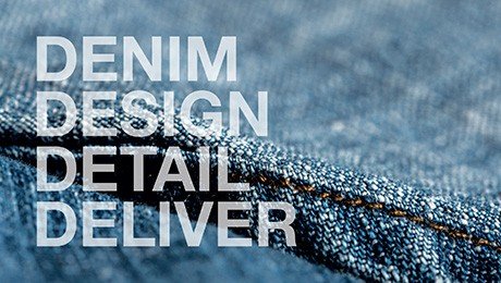 Denim Design Detail Deliver